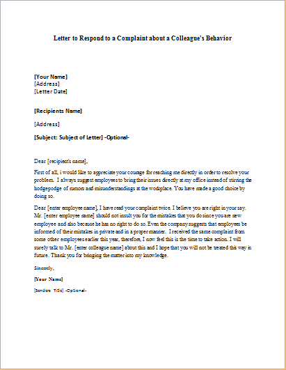 Illegal Parking Complaint Letter | writeletter2 com