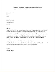 Sample letter requesting overdue payment textpoems overdue payment collection reminder letter writeletter2 com spiritdancerdesigns Images