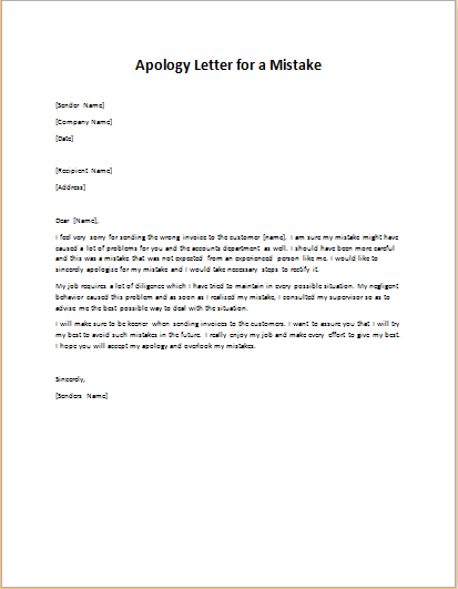 Apologize Letter To Customer from writeletter2.com