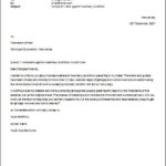 Complaint Email about insanitary condition